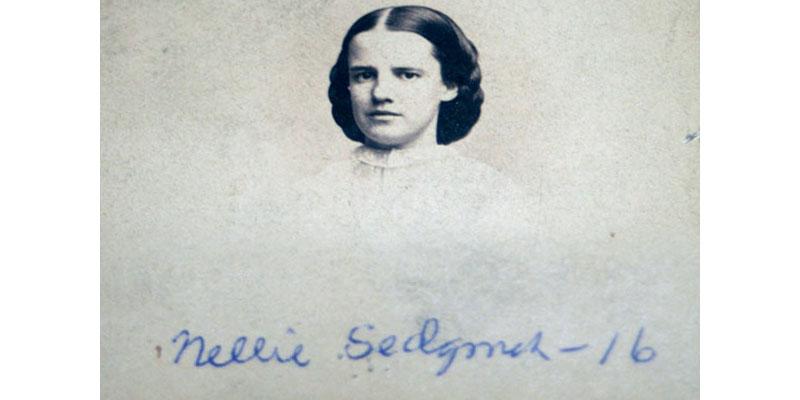 Nellie Amelia Sedgwick, age 16